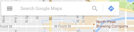 seo google maps search